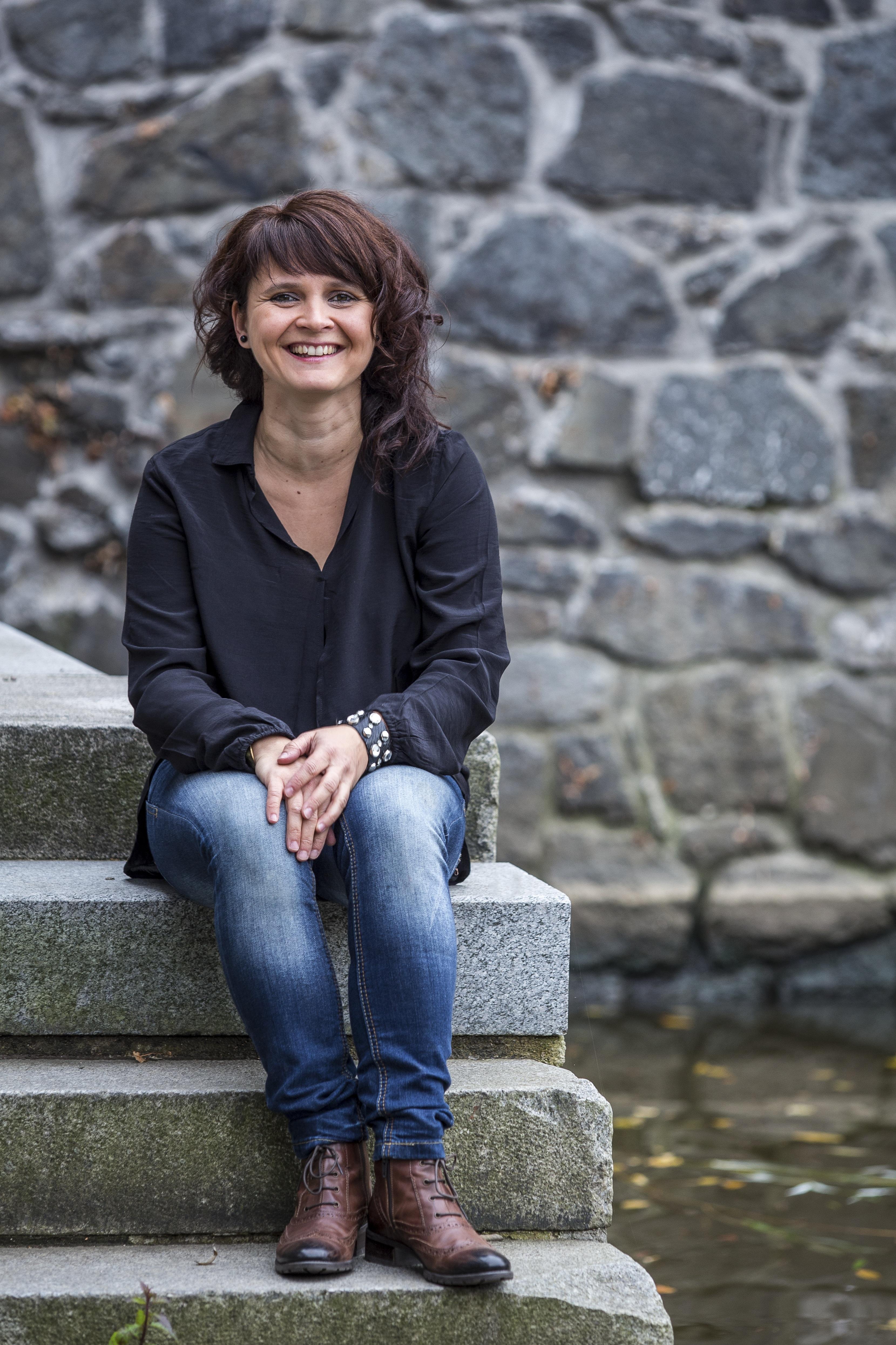 Beata Hlavenková reveals time – review – Milan Bátor for Ostravan.cz