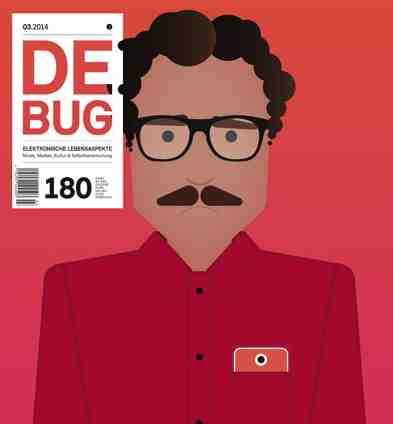 Recenze alba Theodoros v časopise DE:BUG (německy)