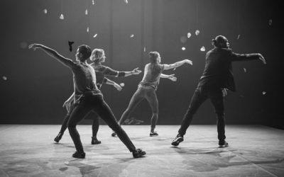 Recenze – představení Flow – Taneční zóna