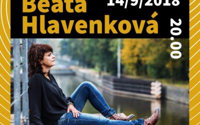 Beata Hlavenková a Pavla Jonssonová – Milenky múz – talkshow v Kaštanu