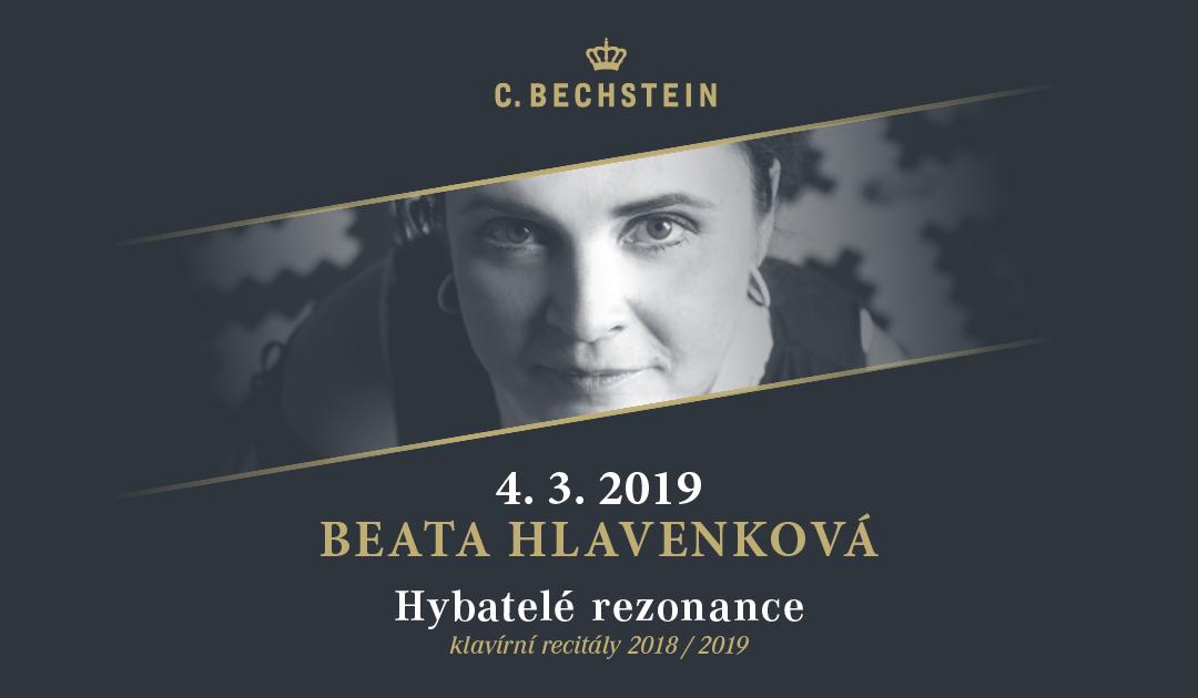 Piano recitals – Influencers of Resonance – audio invitation for March 4, 2019