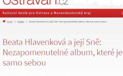 Sně review by Milan Bátor – Ostravan.cz